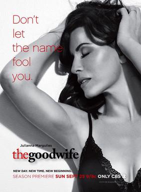 Żona idealna - sezon 3 / The Good Wife - season 3