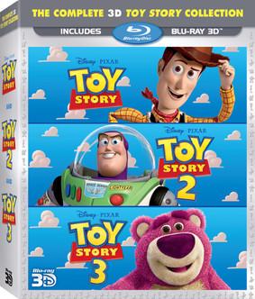 Toy Story Trilogy 3D