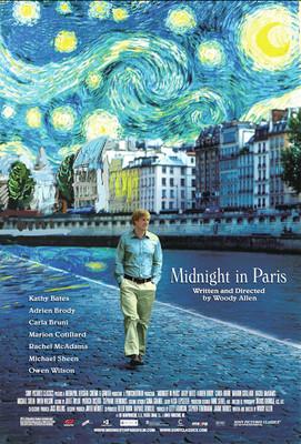 O północy w Paryżu / Midnight in Paris