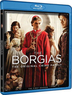 Rodzina Borgiów - sezon 1 / The Borgias - season 1