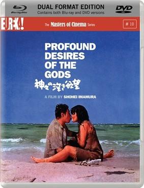 Profound Desires of the Gods