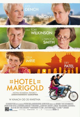 Hotel Marigold / The Best Exotic Marigold Hotel