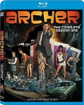 Archer - sezon 1 / Archer - season 1