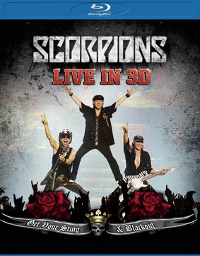 Scorpions: Get Your Sting and Blackout Live in 3D