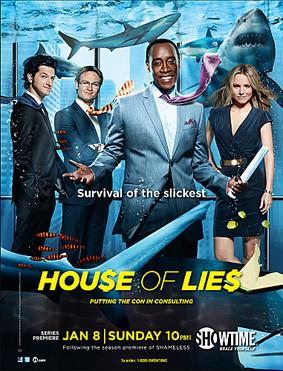 Kłamstwa na sprzedaż - sezon 1 / House of Lies - season 1