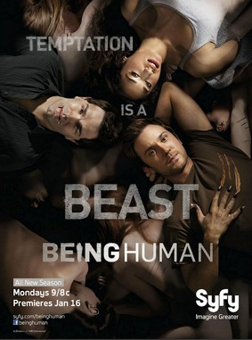 Być człowiekiem - sezon 2 / Being Human - season 2