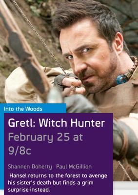 Gretl: Witch Hunter