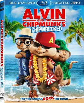 Alvin i Wiewiórki 3 / Alvin and the Chipmunks: Chipwrecked