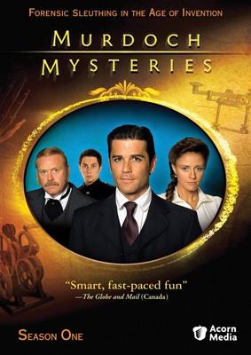 Murdoch Mysteries - sezon 1 / Murdoch Mysteries - season 1