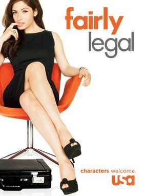 Paragraf Kate - sezon 2 / Fairly Legal - season 2