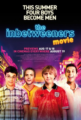 Seksualni, niebezpieczni / The Inbetweeners Movie
