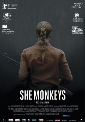 She Monkeys / Apflickorna