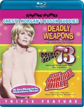 Chesty Morgan's Bosom Buddies