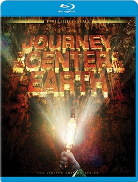 Jules Verne's Journey to the Center of the Earth