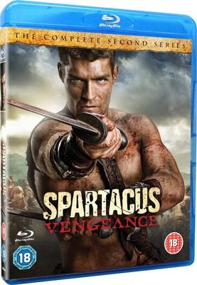 Spartakus: Zemsta / Spartacus: Vengeance
