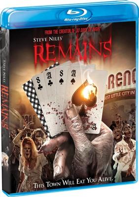 Steve Niles' Remains
