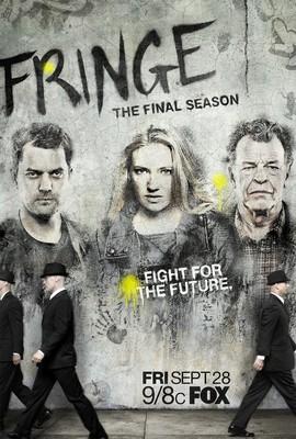 Fringe: Na granicy światów - sezon 5 / Fringe - season 5
