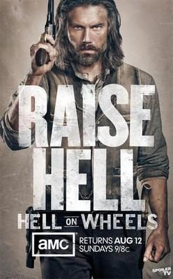 Hell on Wheels - sezon 2 / Hell on Wheels - season 2
