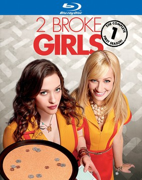 Dwie spłukane dziewczyny - sezon 1 / 2 Broke Girls - season 1