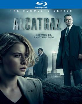 Alcatraz - kompletny serial / Alcatraz - the complete series