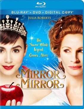 Kr lewna nie ka mirror mirror premiera filmu na blu ray for Mirror 1 movie