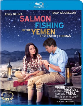 Połów szczęścia w Jemenie / Salmon Fishing in the Yemen