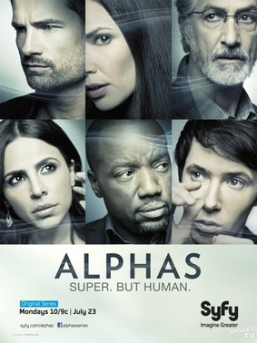 Alphas - sezon 2 / Alphas - season 2