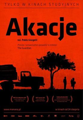 Akacje / Les Acacias