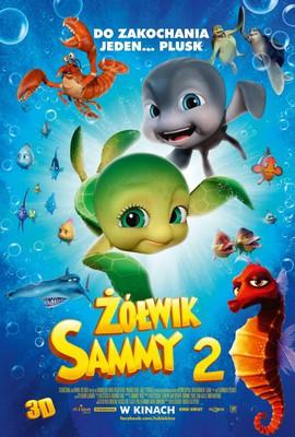 Żółwik Sammy 2 / Sammy's avonturen 2