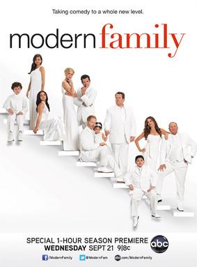 Współczesna rodzina - sezon 4 / Modern Family - season 4