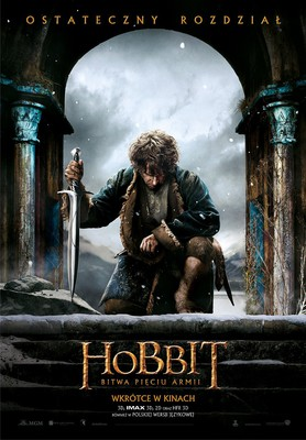 Hobbit: Bitwa Pięciu Armii / The Hobbit: The Battle of The Five Armies