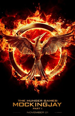 Igrzyska Śmierci: Kosogłos - część 1 / The Hunger Games: Mockingjay - Part 1