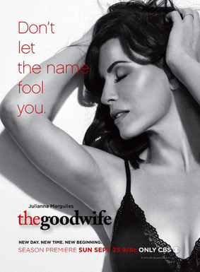 Żona idealna - sezon 4 / The Good Wife - season 4