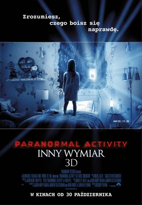 Paranormal Activity: Inny wymiar / Paranormal Activity: The Ghost Dimension