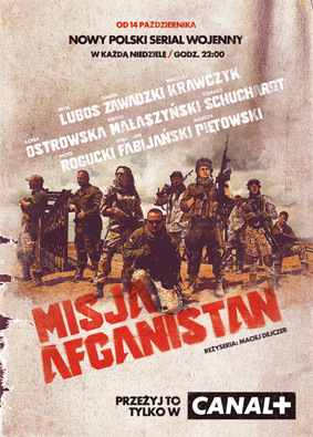 Misja: Afganistan - sezon 1