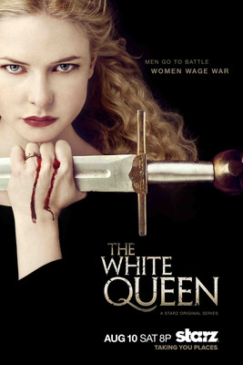 Biała królowa - sezon 1 / The White Queen - season 1