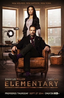 Elementary - sezon 1 / Elementary - season 1