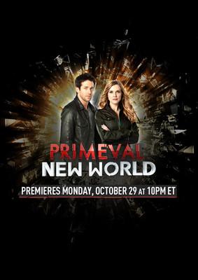 Siły pierwotne: Nowy świat - sezon 1 / Primeval: New World - season 1