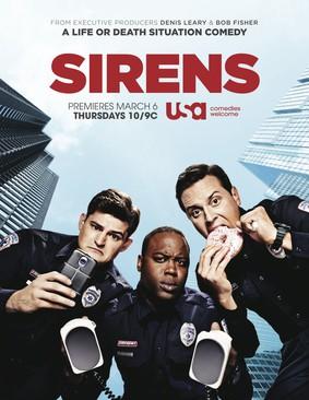 Paramedycy - sezon 1 / Sirens - season 1