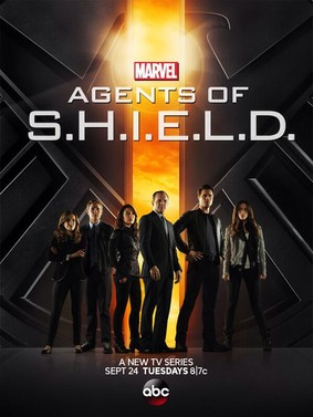 Agenci T.A.R.C.Z.Y. - sezon 1 / Marvel's Agents of S.H.I.E.L.D. - season 1