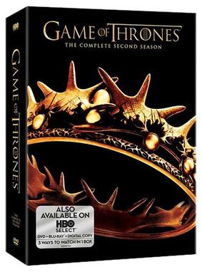 Gra o tron - sezon 2 / Game of Thrones - season 2