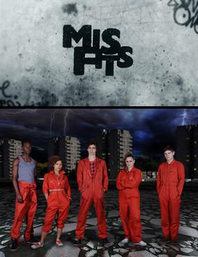 Wyklęci - sezon 5 / Misfits - season 5