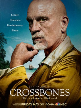 Herb piratów - sezon 1 / Crossbones - season 1