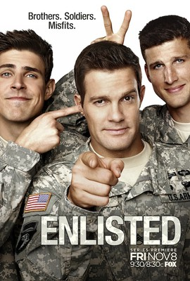 Enlisted - sezon 1 / Enlisted - season 1