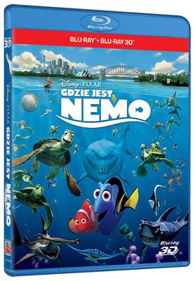 Gdzie jest Nemo? / Finding Nemo 3D