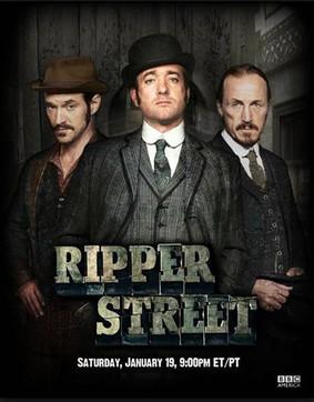 Ripper Street: Tajemnica Kuby Rozpruwacza - sezon 1 / Ripper Street - season 1