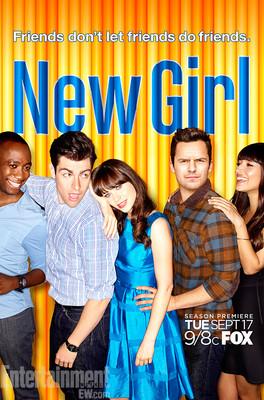 Jess i chłopaki - sezon 3 / New Girl - season 3