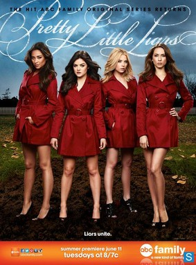 Słodkie kłamstewka - sezon 4 / Pretty Little Liars - season 4