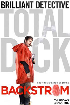 Backstrom - sezon 1 / Backstrom - season 1