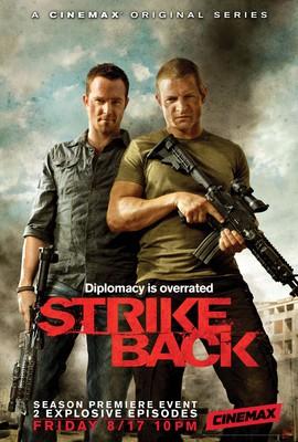 Kontra: Świeża krew / Strike Back - season 3